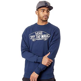 Vans Dress Blues-White OTW Crew Sweater