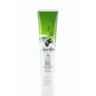 Moisturizing face mask, cleans and hydrates 75ml.
