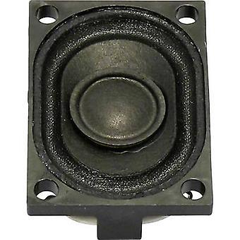 Visaton K 28.40 1.6  4 cm Mini speaker 2 W 8 Ω