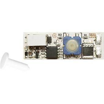 LED dimmer Barthelme 62399613 72 W 38 mm 13 mm 6 mm