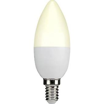 Sygonix LED E14 Candle 3.3 W = 25 W Warm white (Ø x L) 38 mm x 105 mm EEC: A+ 1 pc(s)