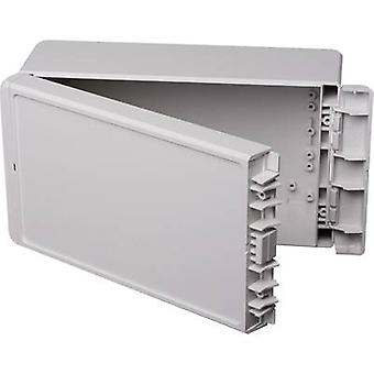 Bopla Bocube B 221309 ABS-7035 Wall-mount enclosure, Build-in casing 125 x 231 x 90 Acrylonitrile butadiene styrene Light grey (RAL 7035) 1 pc(s)