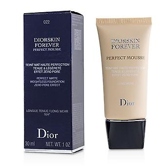 Christian Dior Diorskin Forever Perfect Mousse Foundation - # 022 Cameo - 30ml / 1oz