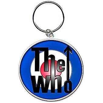 The Who Target Keyring