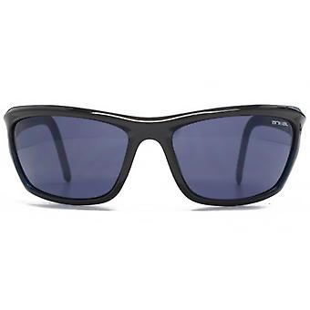 Animal Flip Flex Tips Full Frame Plastic Sunglasses In Black
