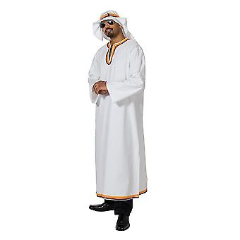 Sheikh Arab costume Sheikh tunic Orient costume for men