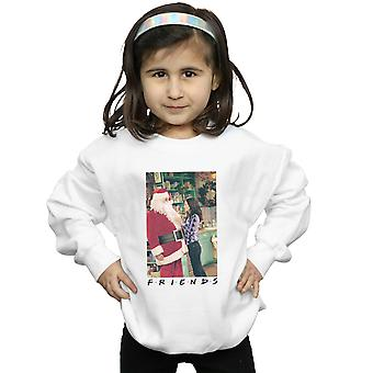 Friends Girls Chandler Claus Sweatshirt