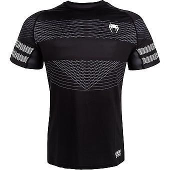 Venum Club 182 droge Tech Crewneck T-Shirt-zwart