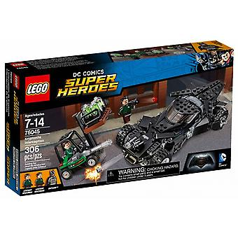LEGO 76045 Kryptonite interception