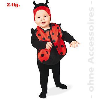 Infante di coccinella beetle beetle costume costume bambino coccinella
