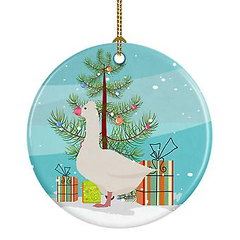 Carolines Treasures  BB9265CO1 Roman Goose Christmas Ceramic Ornament