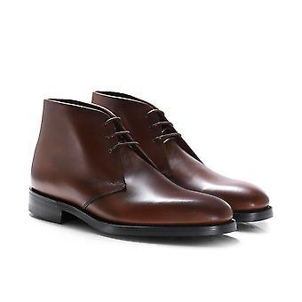 Loake Leather Pimlico Chukka Boots
