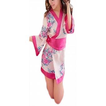 Waooh - Kimono-Muster Blumen Pauwau