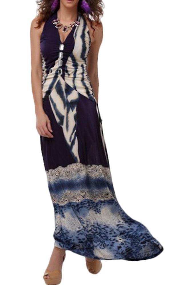 Waooh - Long Sundress printed savannah Dola