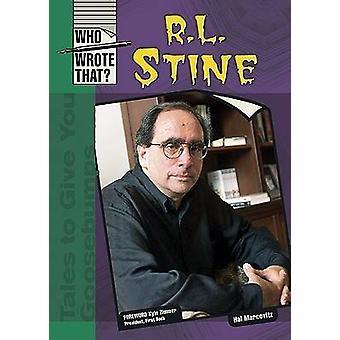 R.L. Stine (geannoteerde editie) door Hal Marcovitz - 9780791086599 boek