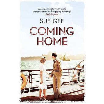 Coming Home by Sue Gee - 9781472207128 Book