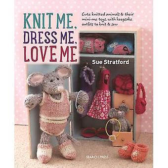 Punto Me - Dress Me - Me amas - animales lindos tejidos y su Mini-Me