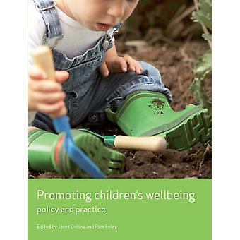 Promoción de bienestar - política y práctica - 9781847420596 infantil B
