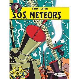 The Adventures of Blake and Mortimer - v. 6 - S.O.S. Meteors by Edgar P