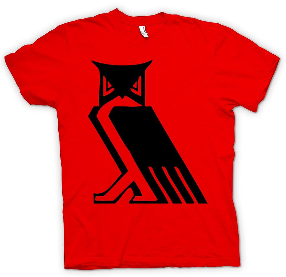 Heren T-shirt - Bohemian Grove - New Order