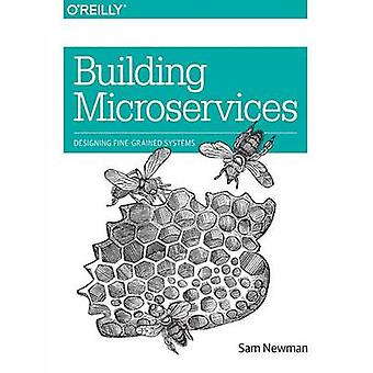 Building Microservices by Sam Newman - 9781491950357 Book