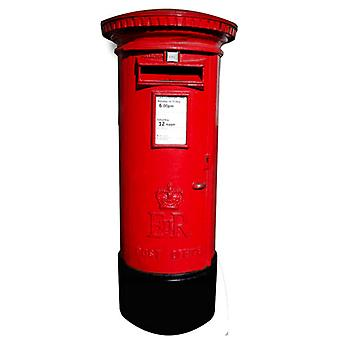 Red Post Box - Lifesize Cardboard Cutout / Standee