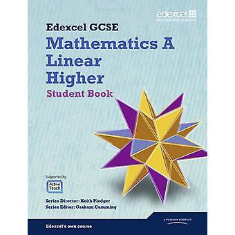 GCSE matematik Edexcel 2010 - Spec en højere studerende bog af Keith Pl