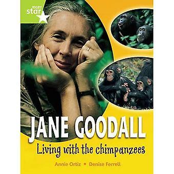Rigby Star Quest Year 2: Jane Goodall - Living with Chimpanzees