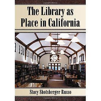 Die Bibliothek als Ort in Kalifornien