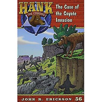 The Case of the Coyote Invasion (Hank the Cowdog