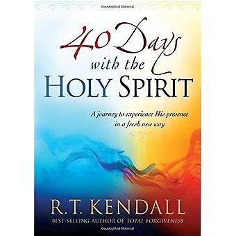 Quarante jours du Saint-esprit: un voyage pour découvrir sa présence de façon nouvelle et fraîche
