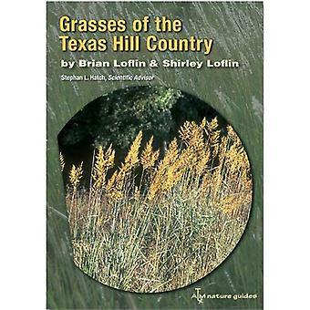 Gräs av Texas Hill Country: en Fälthandbok (Louise Lindsey Merrick naturliga miljö-serien)