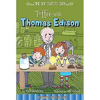 Toffee met Thomas Edison (tijd Hop snoepjes winkel)