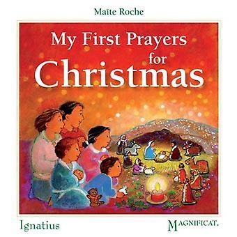 Min första böner till jul (första böner (Ignatius Press))