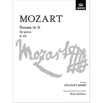 Sonate a, K.331 (Signature Series (ABRSM))