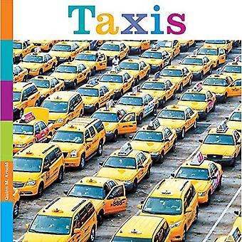 Taxi's (zaailingen: communautaire voertuigen)