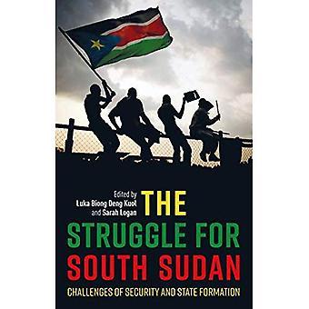 Der Kampf für den Südsudan: Herausforderungen der Sicherheit und staatliche Bildung (internationale Bibliothek der afrikanischen Studien)