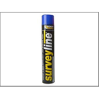 SURVEYLINE MARKER SPRAY BLUE 700ML