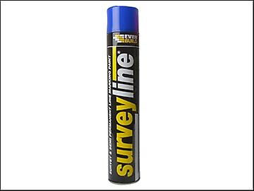 Everbuild Surveyline Marker Spray Blue 700ml