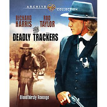 Deadly Trackers [Blu-ray] USA import