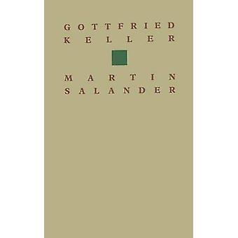 Gottfried Keller Martin Salander Roman by Keller