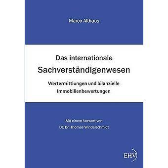 Sachverstandigenwesen das Internationale par Althaus & Marco