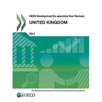OECD udvikling samarbejde Peer anmeldelser OECD udvikling samarbejde Peer Reviews Danmark 2014 af OECD