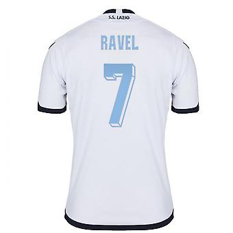 2015-2016 Lazio authentiek derde Shirt (Ravel 8) - Kids
