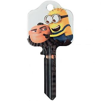 Despicable Me Door Key Gru