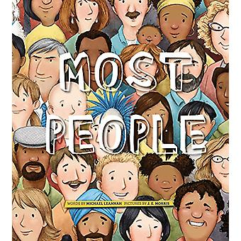 Most People - (Are Good People) by Michael Leannah - 9780884485544 Book