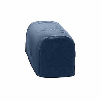 Changing Sofas® Large Size Sapphire  Wool Feel Pair of Arm Caps for Sofa Armchair