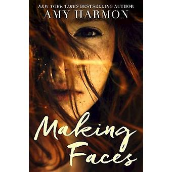 Making Faces by Amy Harmon - 9781633920958 Book