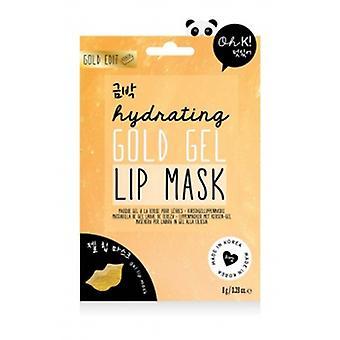 NPW Hydrating Gold Gel Lip Mask