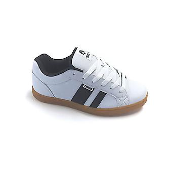 Osiris White-Gum-Black Loot Shoe